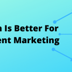 Which is better FaceBook, Instagram, or LinkedIn for Content Marketing?