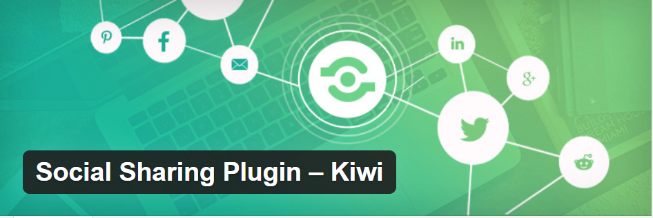 Kiwi Social Sharing