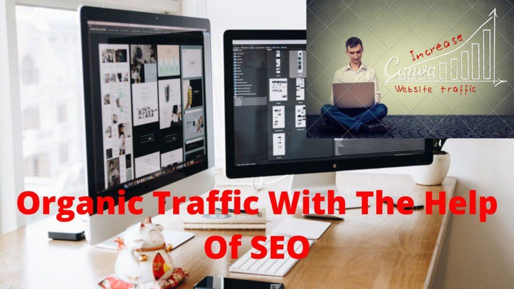 Organic Traffic With SEO