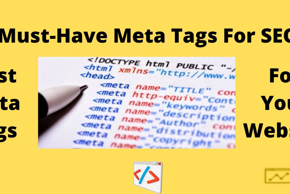 Meta Tags For SEO